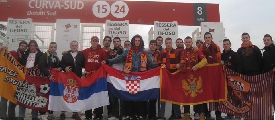 Romanisti, AS Roma Balkan, ujedinili EX-YU, sportom protiv nacionalizma