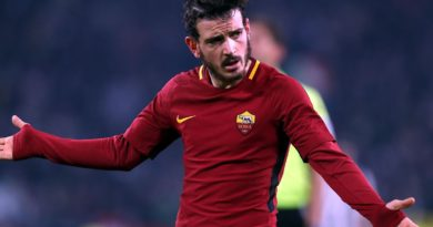 Florenzi problems with curva sud